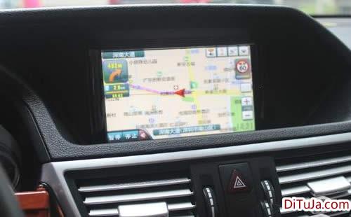 凯立德导航地图标注