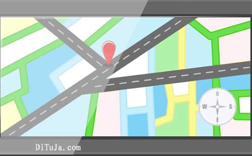 地图标注去过的地方